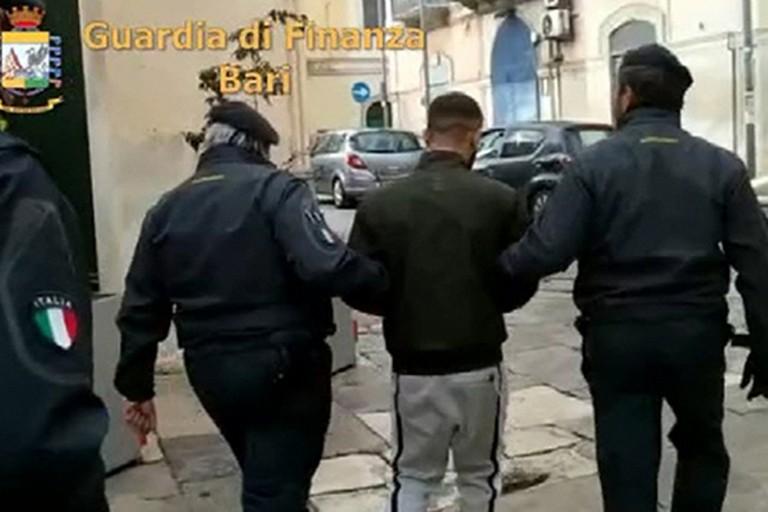 L'arresto di Roberto Lovero