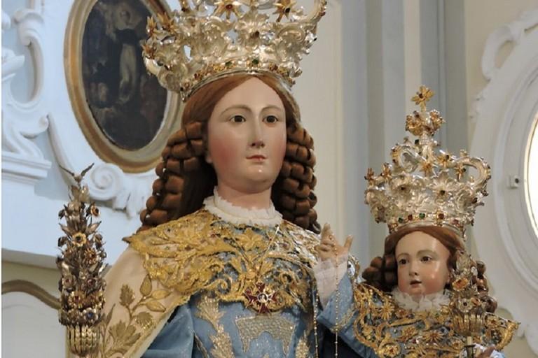 Madonna del Rosario di Bitonto