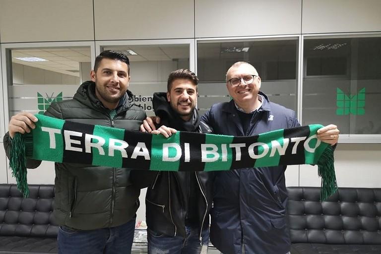 Mauro Bollino nuovo giocatore del Bitonto