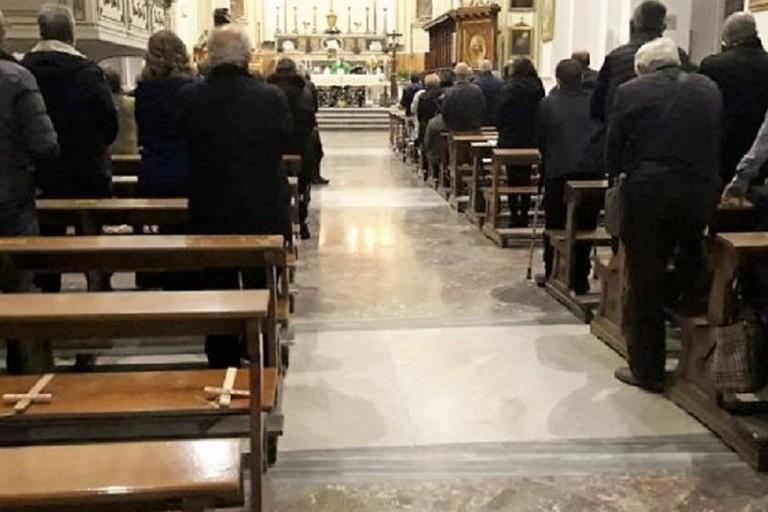 Messa in chiesa