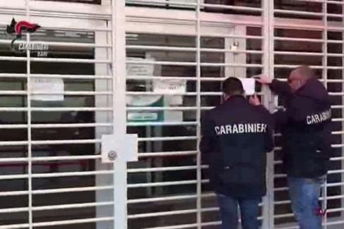 I Carabinieri sequestrano 20 milioni di euro ad un imprenditore
