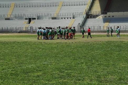 rugby corato della vittoria. <span>Foto pagina facebook Rugby Corato </span>