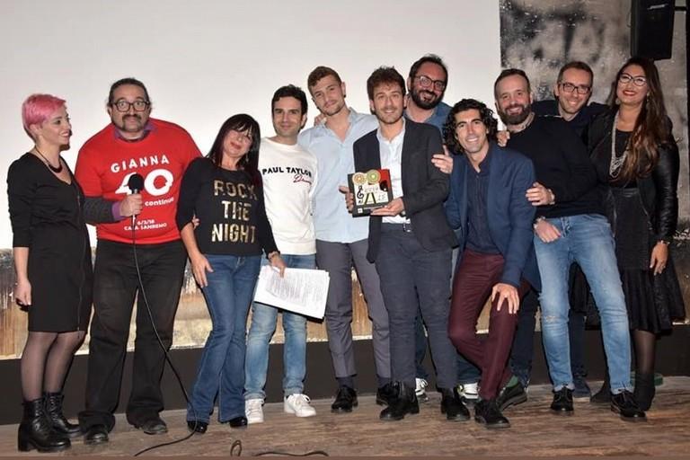 Michele Saulle premiato a Roma