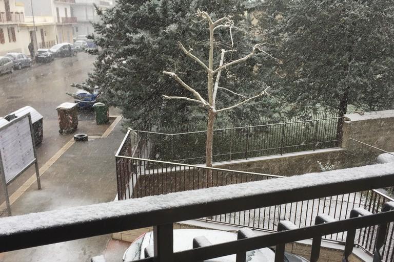 Neve a Bitonto