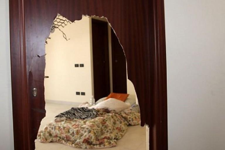 Occupazione Abusiva. <span>Foto Tempostretto.it</span>