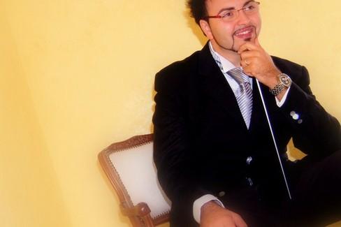 Il maestro De Santis