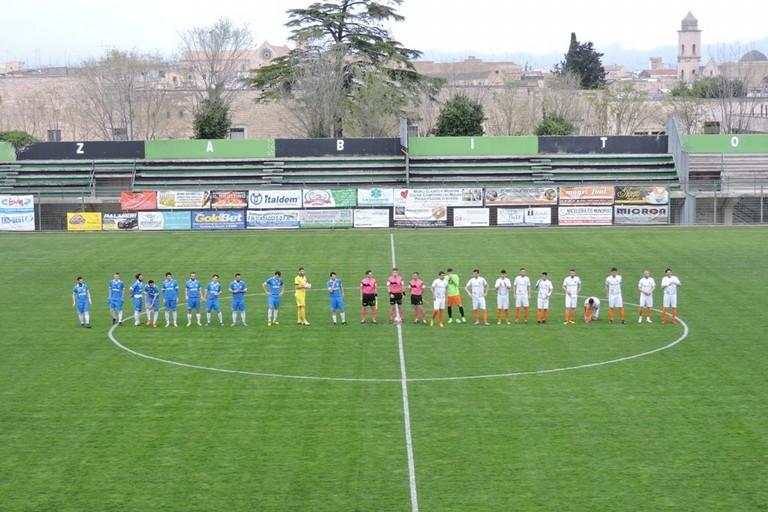 Omnia Bitonto Unione Calcio Bisceglie JPG