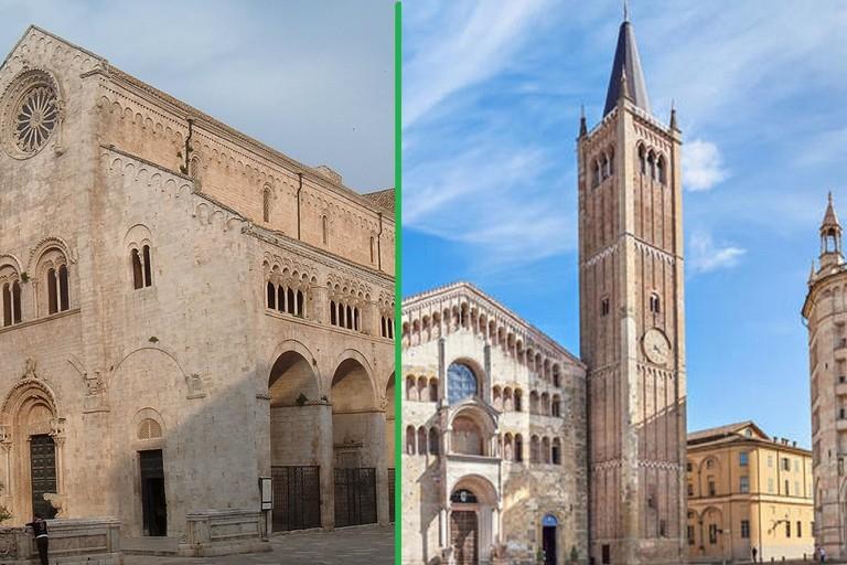 Parma e Bitonto