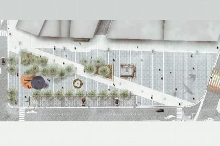 Piazza Caduti del terrorismo