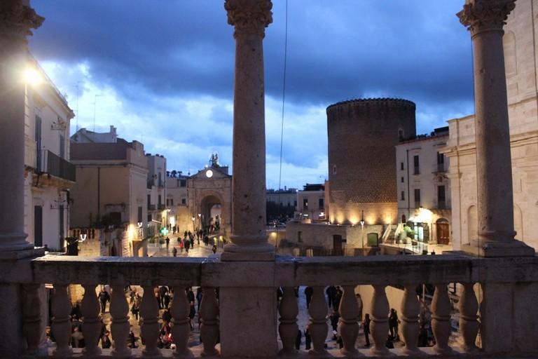 Piazza Cavour su Monumenti Aperti