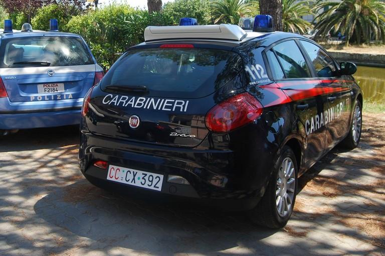 I Carabinieri e la Polizia di Stato