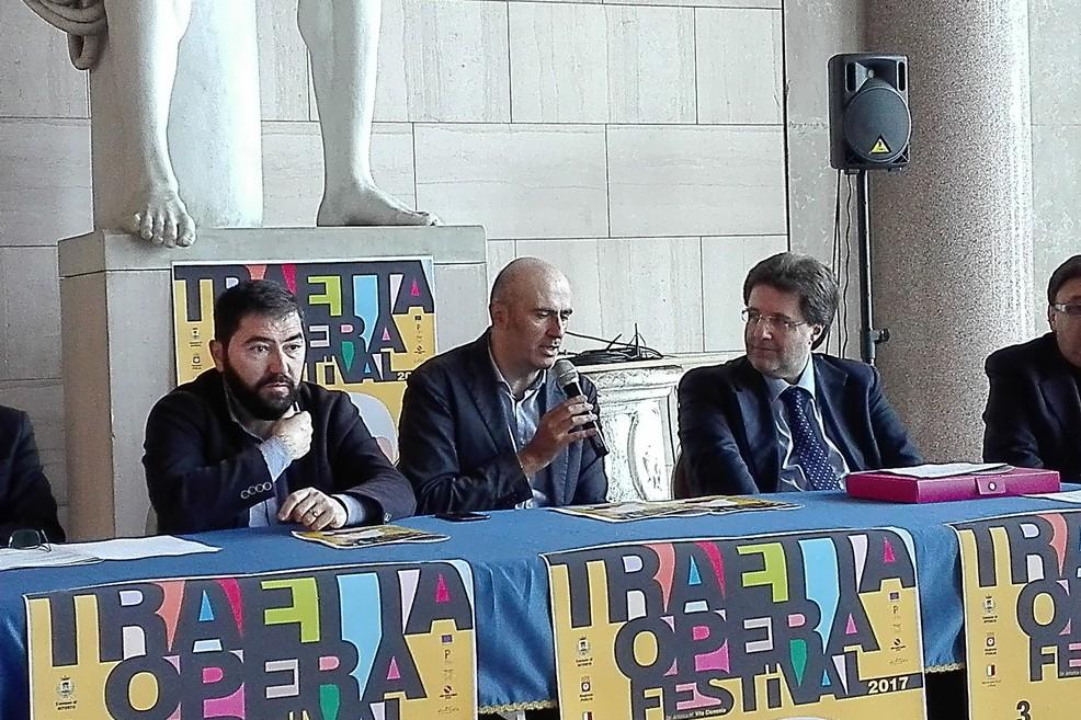 La presentazione del Traetta Opera Festival