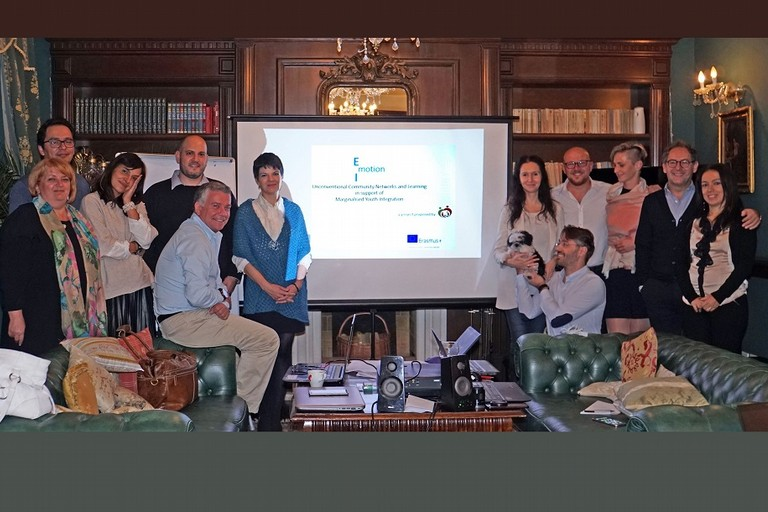 Primo transnational meeting