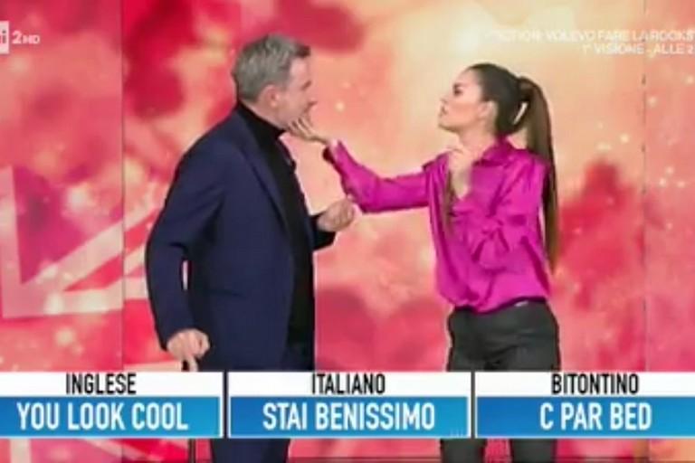 Bianca Guaccero e Filippo Nardi