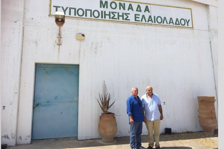 Tracciabilità olio extravergine: il CNO incontra a Creta le cooperative greche