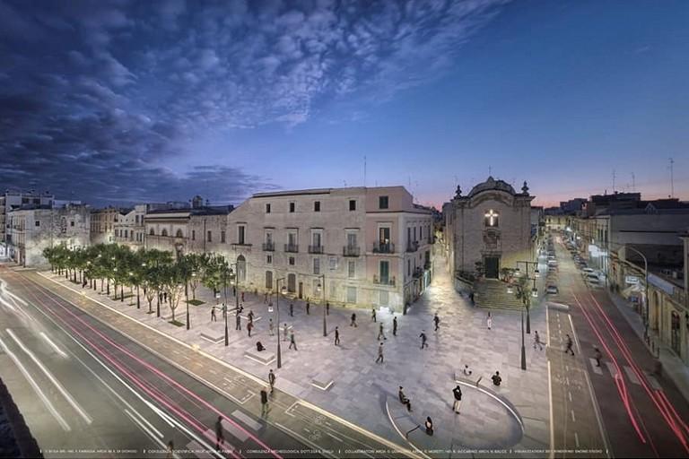 Rendering piazza SantAgostino