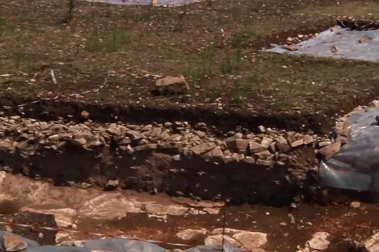 Resti neolitici allaeroporto di Palese