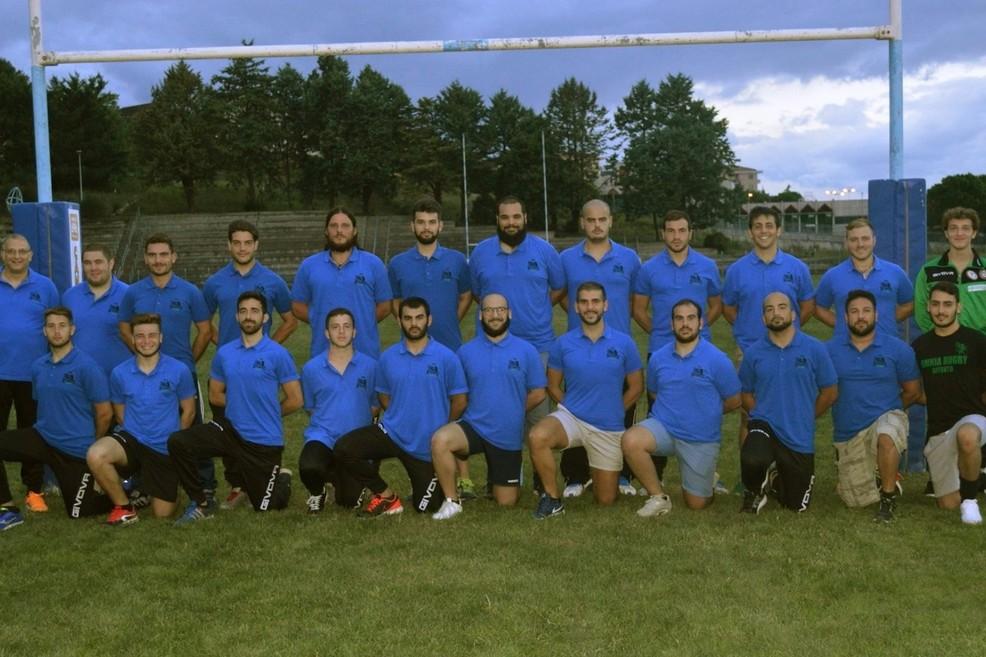 La squadra del Rugby Bitonto 2012