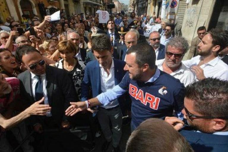 «Il Ministro al quartiere Libertà di Bari. E Bitonto?»