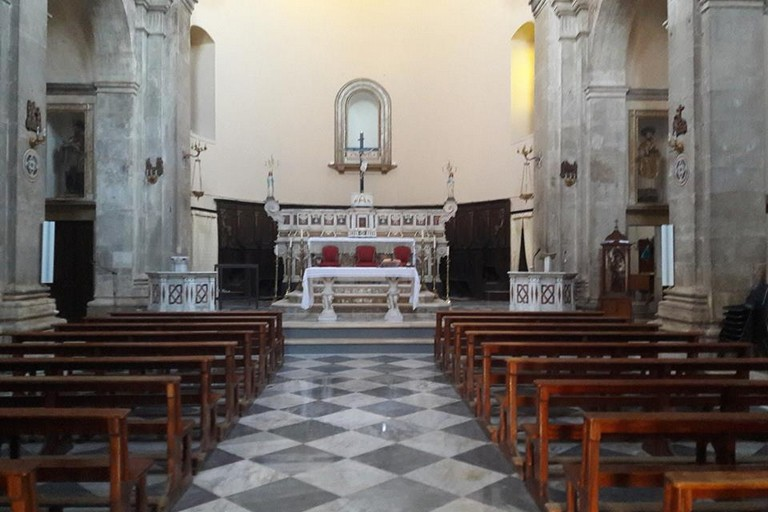 Chiesa San Gaetano -Interno
