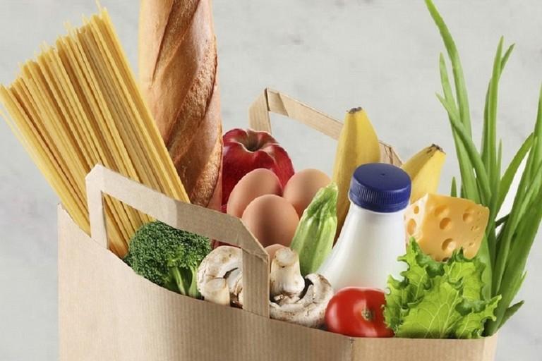 Spesa in generi alimentari