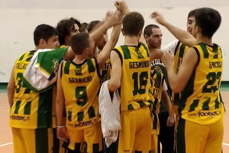 Gruppo giovanile dello Sporting Club Bitonto