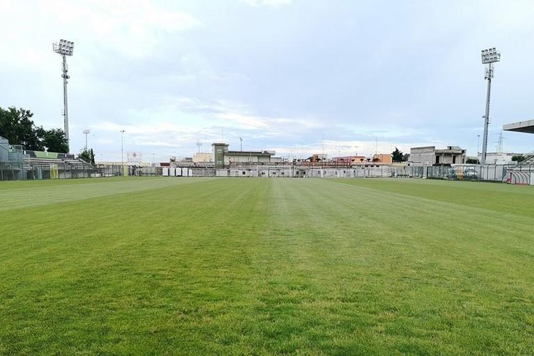 «Diffidati a utilizzare lo stadio, a rischio il match col Lavello»