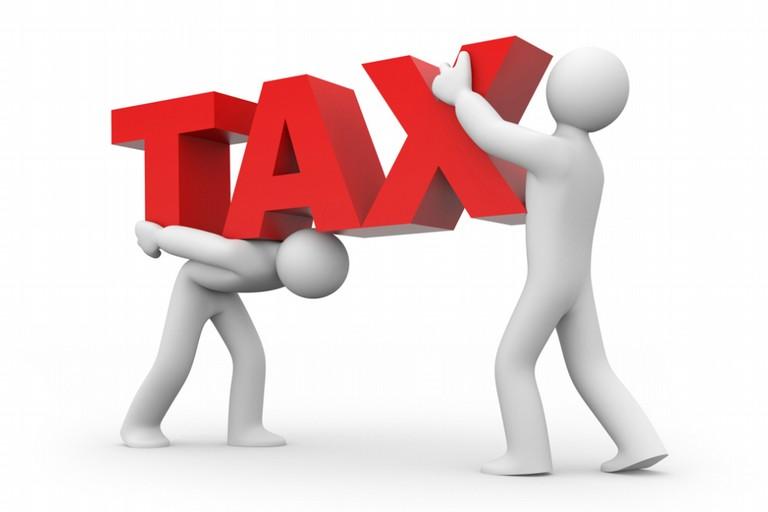 Il peso della tassazione