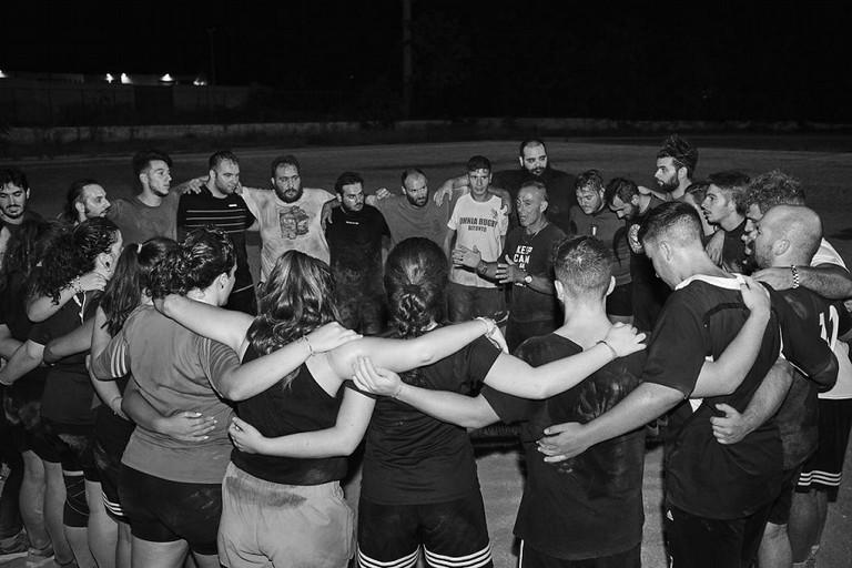 Un anno di Amatori rugby Bitonto