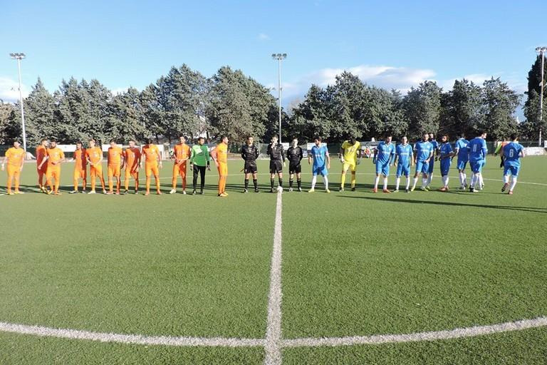 Unione Calcio Bisceglie Omnia Bitonto