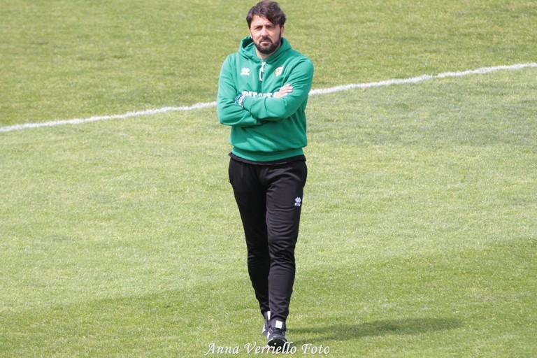 Valeriano Loseto. <span>Foto Anna Verriello</span>