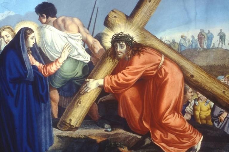Via Crucis meditata