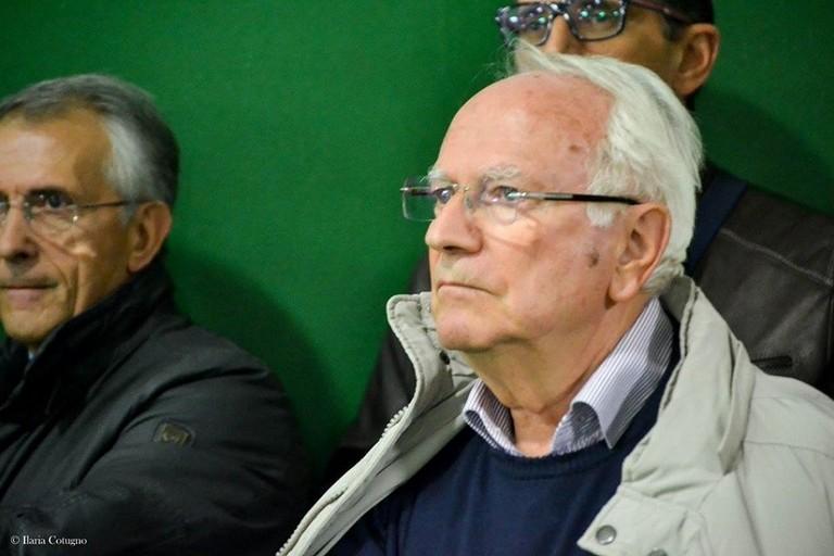 Vincenzo Schiraldi con Vito Sassanelli