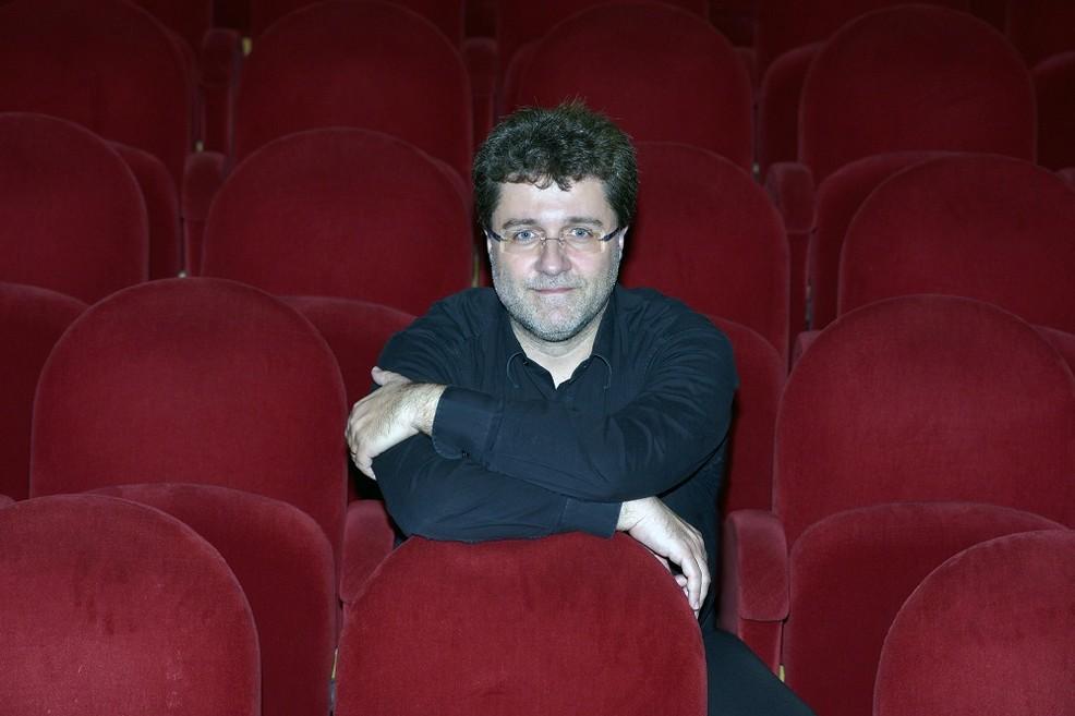 Il maestro Vito Clemente. <span>Foto Gaetano Lo Porto</span>