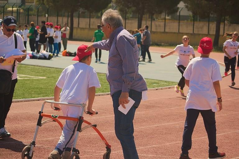 'Scuola, sport e disabilità': una grande festa dello sport travolge l'intera regione