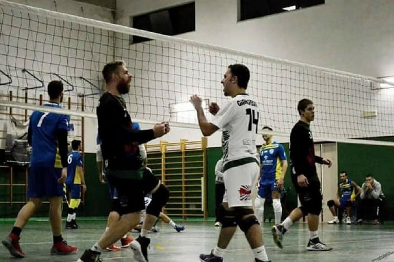 Volley, impresa Just British: dalla retrocessione al sogno promozione