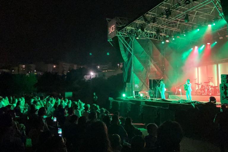 Colapesce e Dimartino al Luce Music Festival